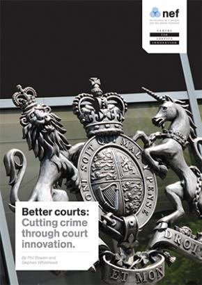 Better courts: Cutting crime through court innovation-cover