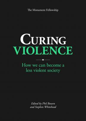 Curing Violence Cover